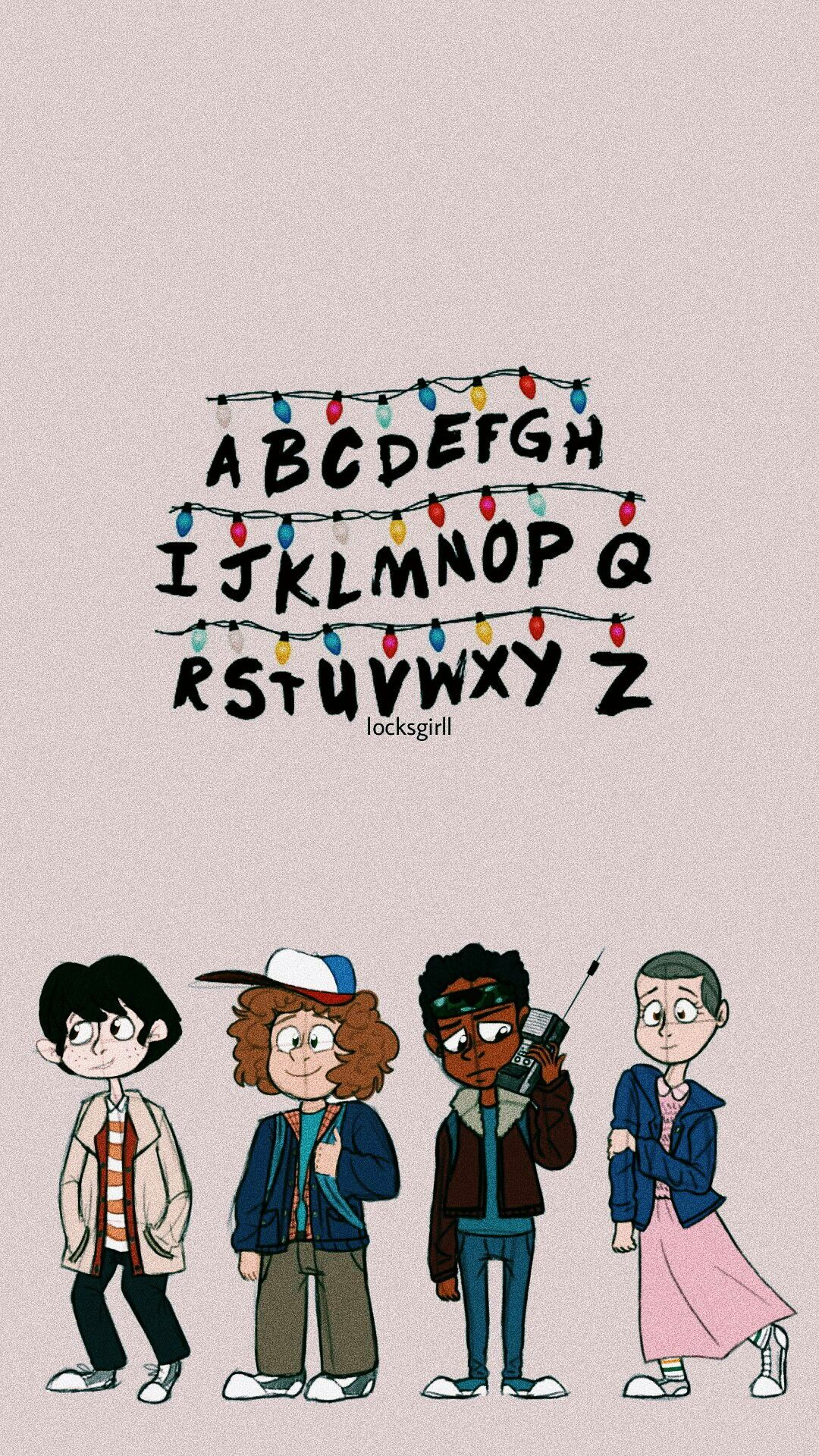 Pin de chiara en stranger things pinterest fondos for Fondo de pantalla stranger things