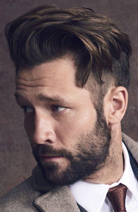Men S Hairstyles Gallery Medium Length Hair Styles