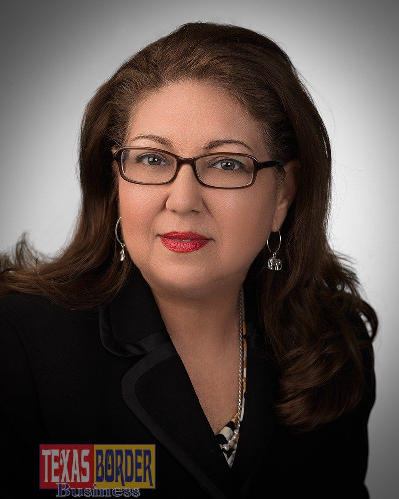 #ThrowbackThursday IBC Bank's Bertha Garza Honored by American Banker. #Brownsville #RGV
