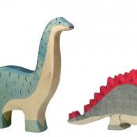 Hot buy of the day: Holztiger wooden dinosaurs at Jelly & Blancmange