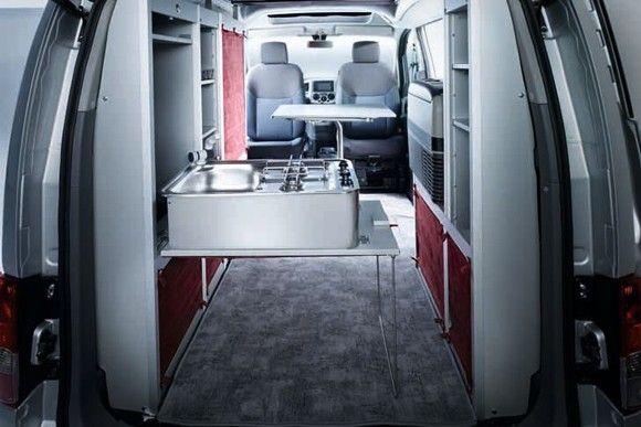 New Nissan Evalia City Slicker By Stadtindianer Great For Holidays Auto Af Nissan Reisemobil Aufstelldach