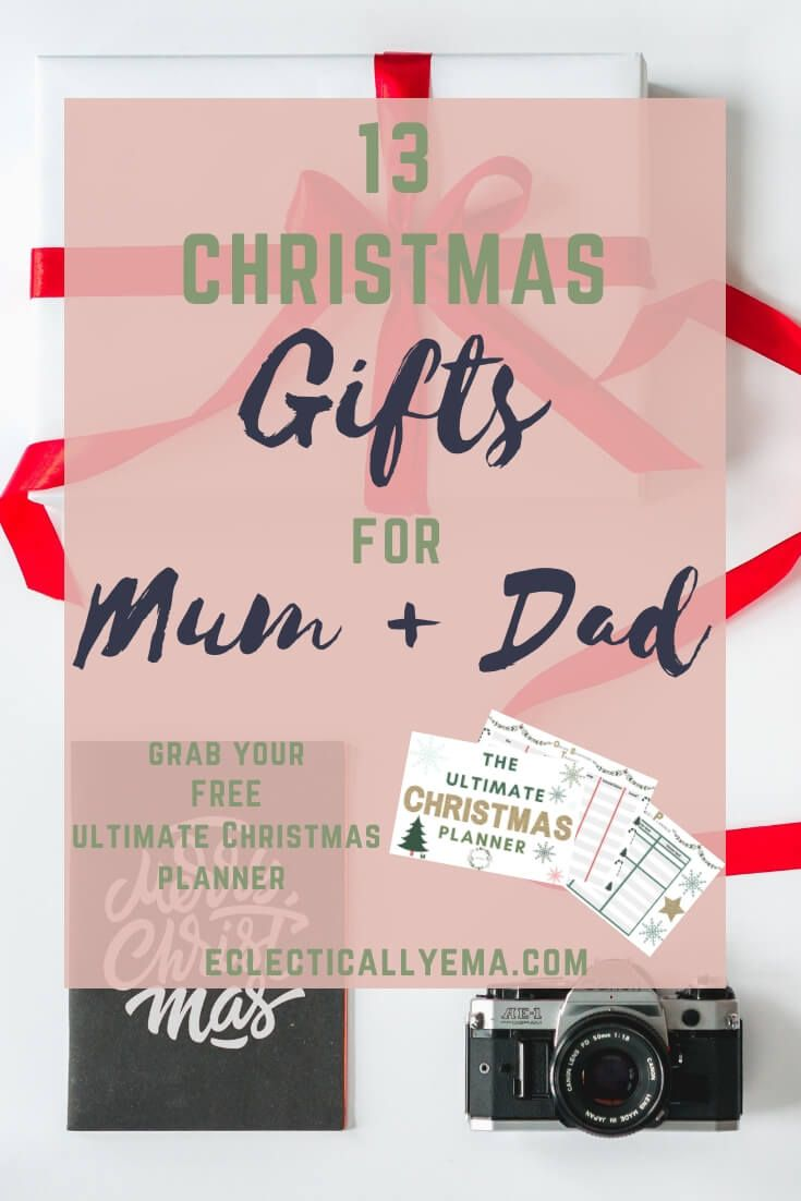 Christmas gifts for parents christmas presents for
