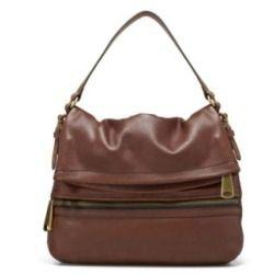 Fossil Handbags Women S Explorer Flap Handbag New The