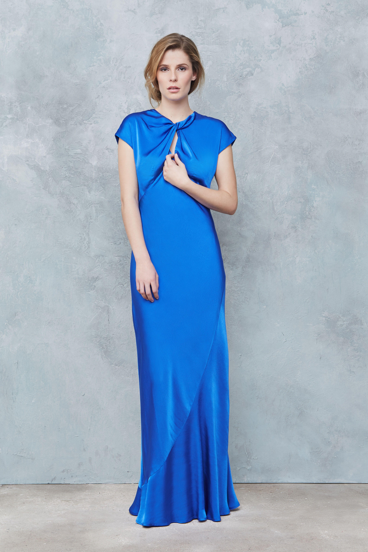 Wendy Dress in Blue Sapphire http://www.ghost.co.uk ...