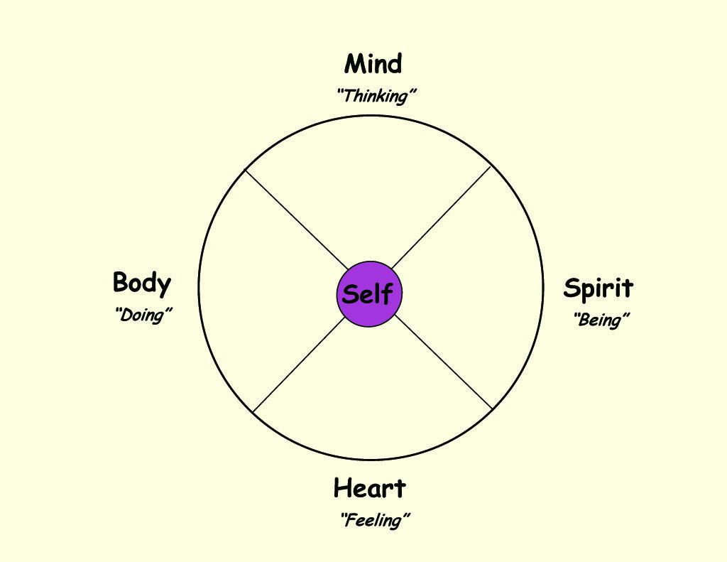 Wellness Wheel 1 With Images
