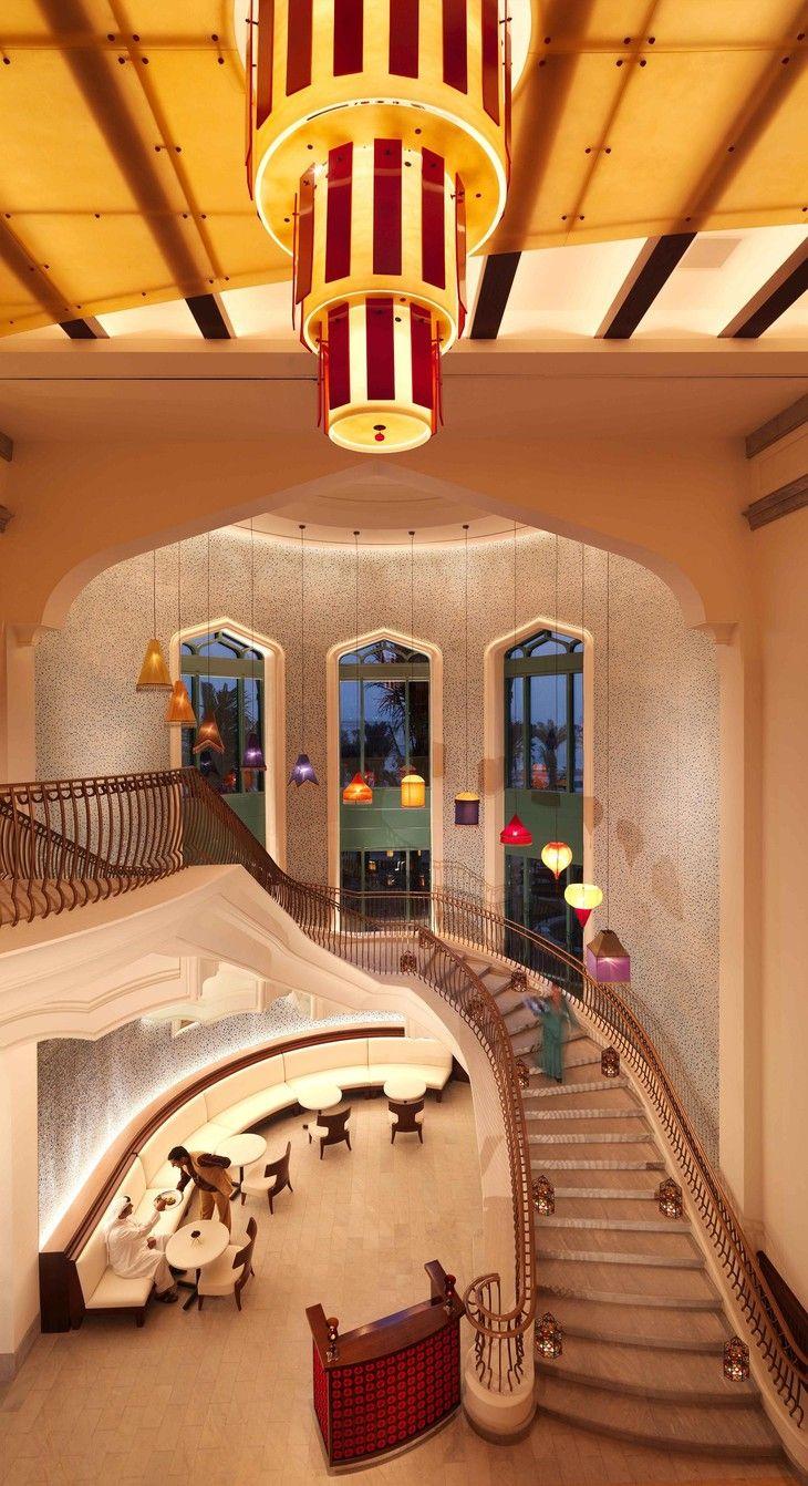 Atlantis The Palm Hotel Dubai Designed By Watg Interior