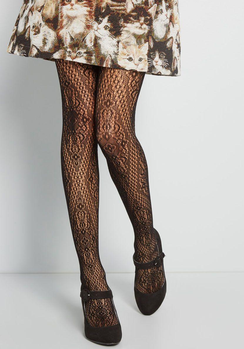 99fe7457e5499 Diamond in the Strut Tights in 2019 | Fashion | Tights, Stockings ...