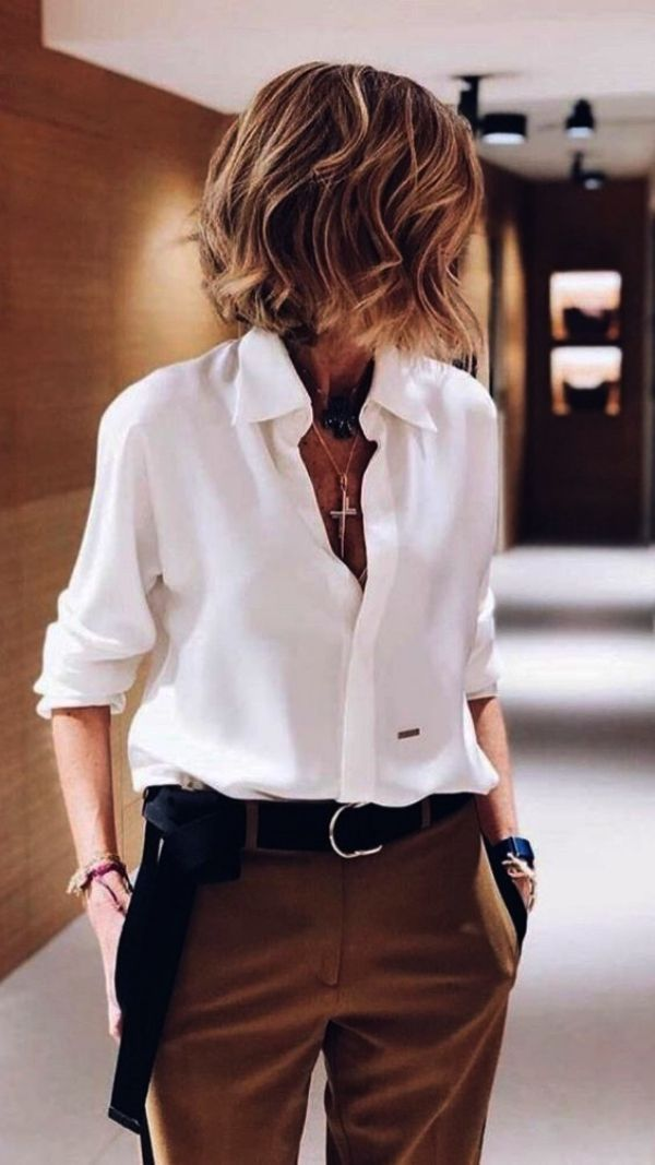 70 Voguish Business Casual For Women, Summer 2018 - #Business #Casual #summer #Voguish #Women #cuteoutfitsforsummer