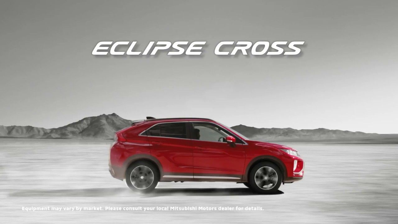 THE ALL NEW MITSUBISHI Eclipse Cross Promotional Video