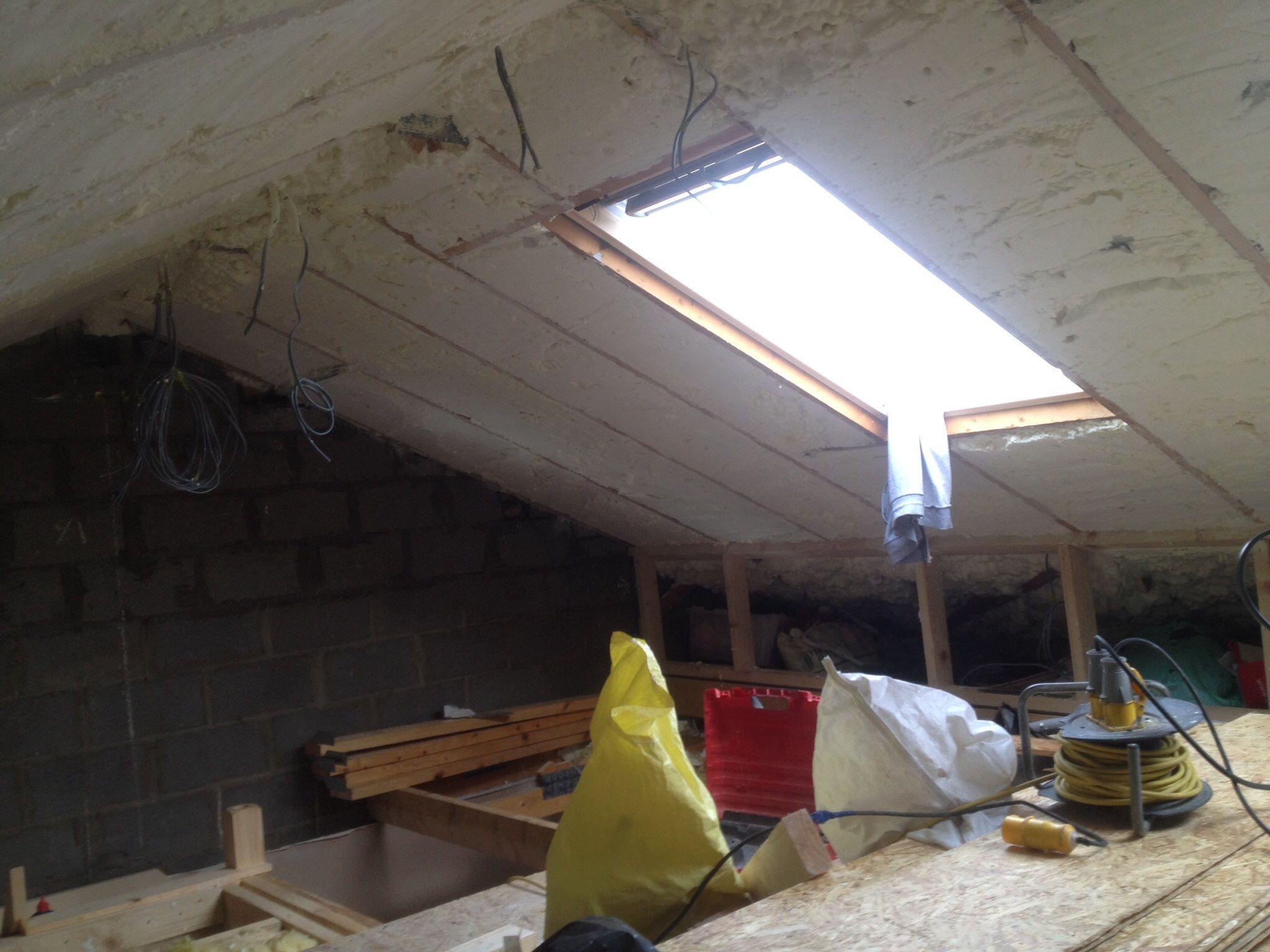 Attic insulation Dublin & Attic insulation Dublin | Attics Converted in Dublin | Pinterest ...
