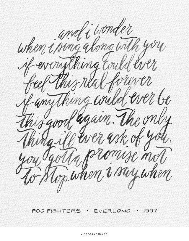 Foo Fighters <3