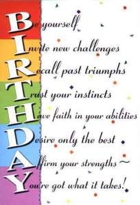 Birthday Wishes In Hindi English Thoughts And Sayings Happy