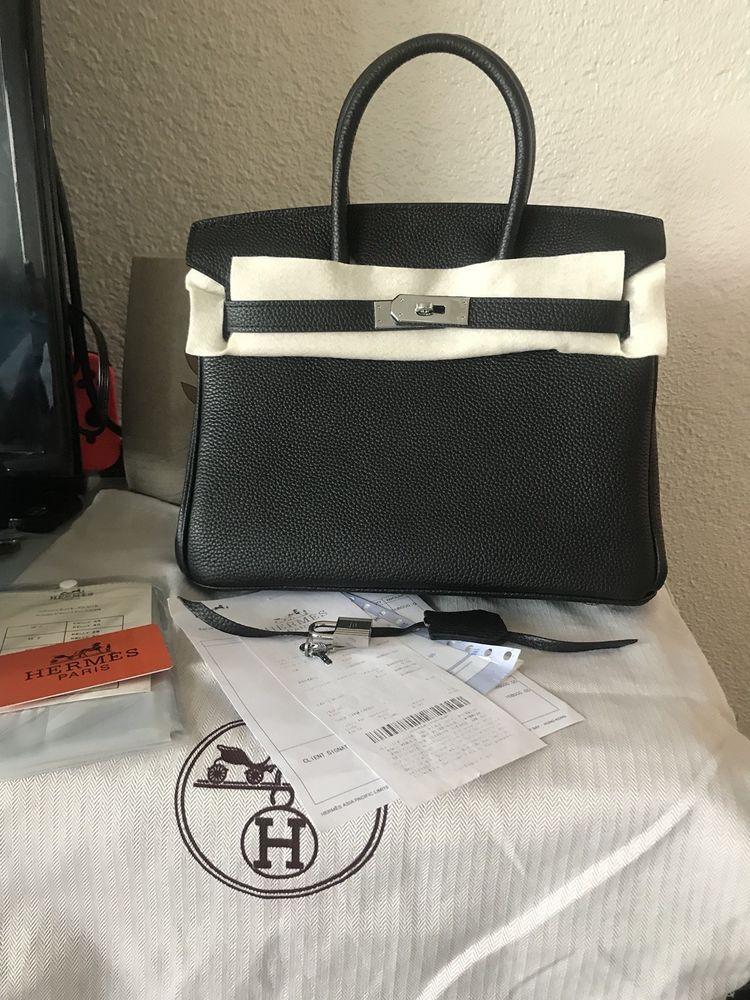 Authentic Hermes Birkin Bag