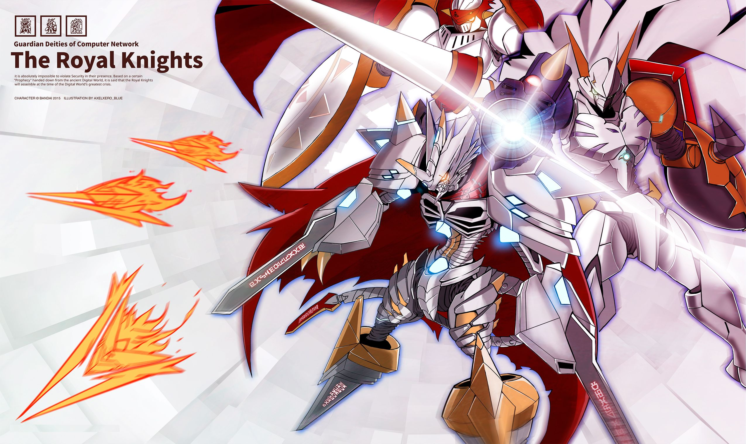 Royal Knight Digimon Omegamon Jesmon Dukemon Digimon Wallpaper Digimon Tamers Digimon Adventure Jual beli game online aman dan murah di itemku. royal knight digimon omegamon