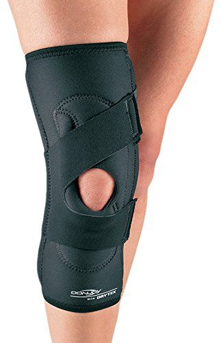 Donjoy Lateral J Patella Knee Brace Hinged Right Drytex Small Donjoy Http Www Amazon Com Dp B00p3d21uq Ref Cm Knee Support Braces Knee Brace Knee Support