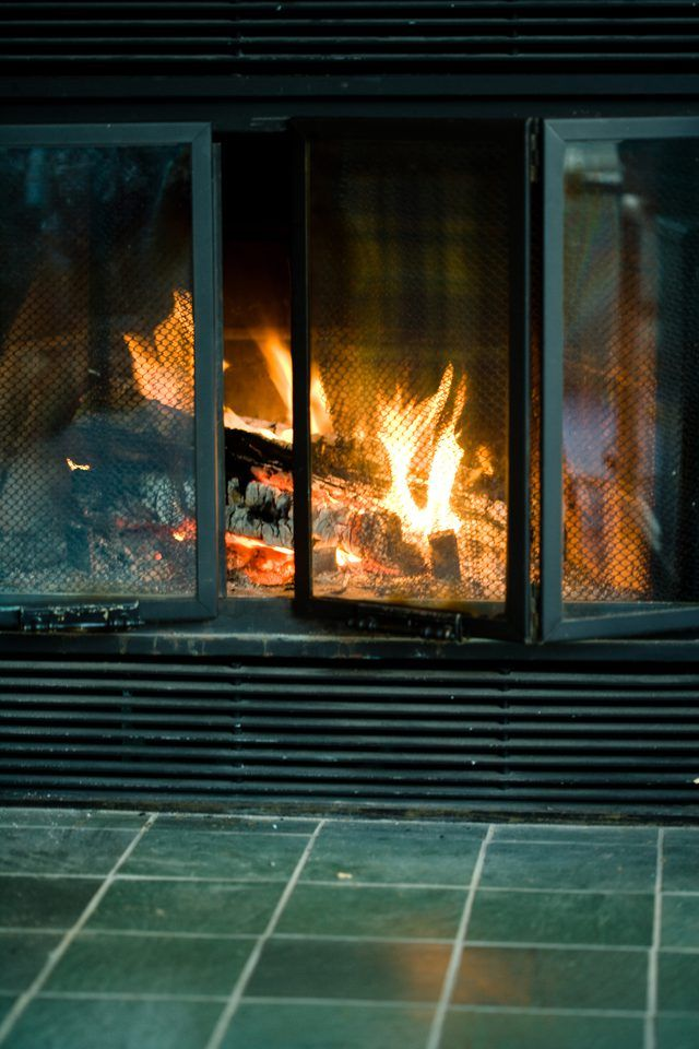 Why Is My Fireplace Glass Turning Black Fireplace Doors Fireplace Glass Doors Fireplace Hearth