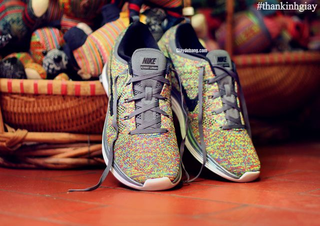 Nike Flyknit Lunar+1 Multicolor – Automne 2013  82f0183be19f