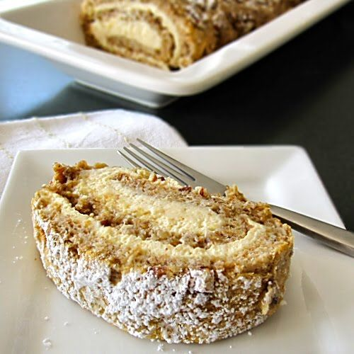The Other Side of Fifty: Banana Pecan Roll