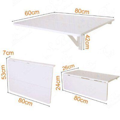 51 34 sobuy mesa de cocina mesa de madera mesa for Paredes plegables