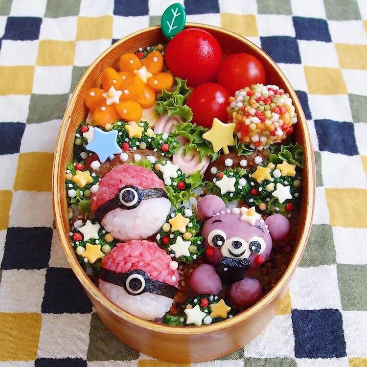 Pin by ck boey on play things cute things bento anime