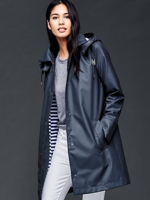 Essential raincoat Product Image | Style | Pinterest | Products