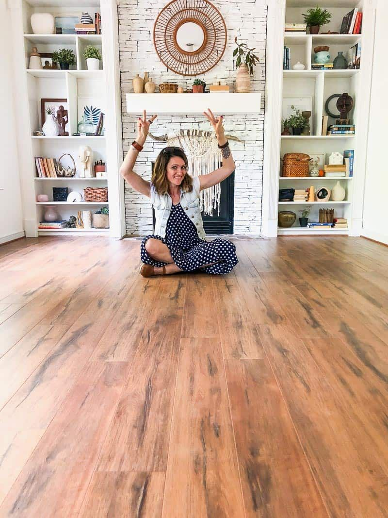 Reclaimed Gym Flooring Flooring, Shed plans, Laminate