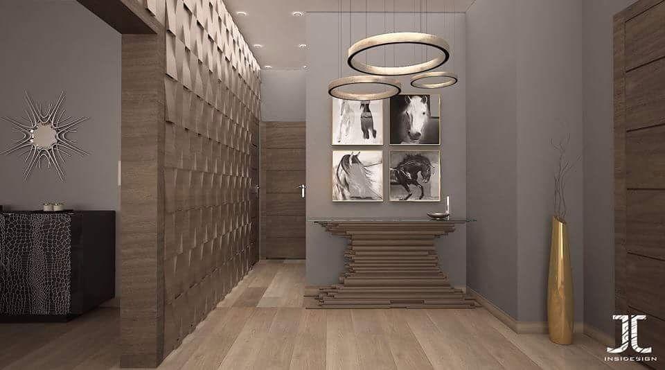 Hall D Entrée Design hall – hall design – hall d'entrée appartement design – insidesign