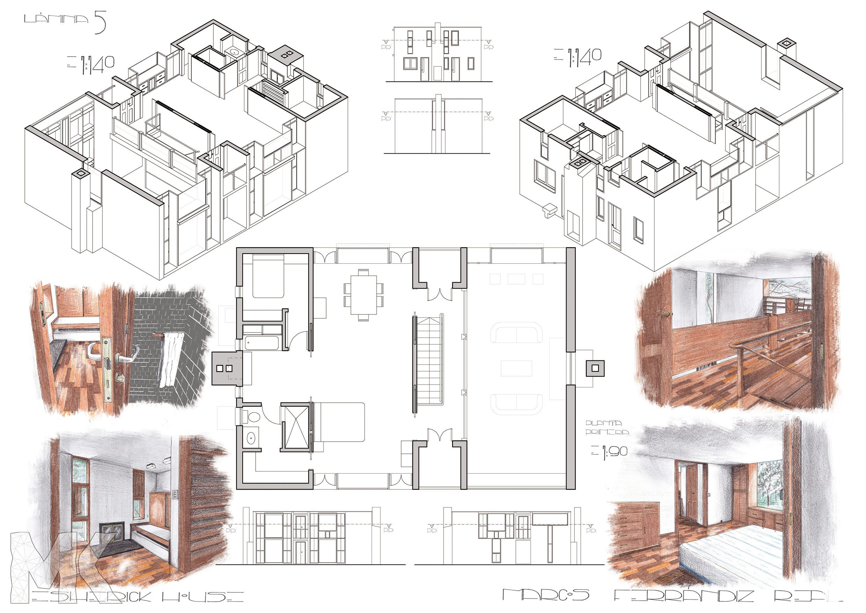 Markitecto » ESHERICK HOUSE | Esherick House | Pinterest | Esherick ...