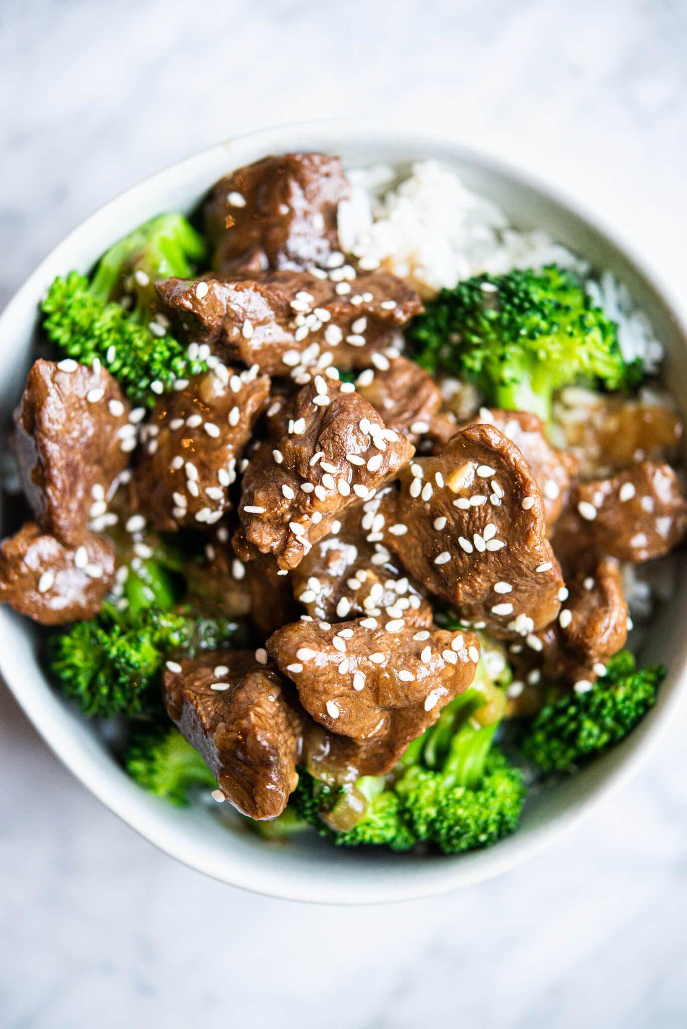 Instant Pot Beef Broccoli Recipe Broccoli Beef Beef Cube Steak Recipes Pot Recipes Healthy