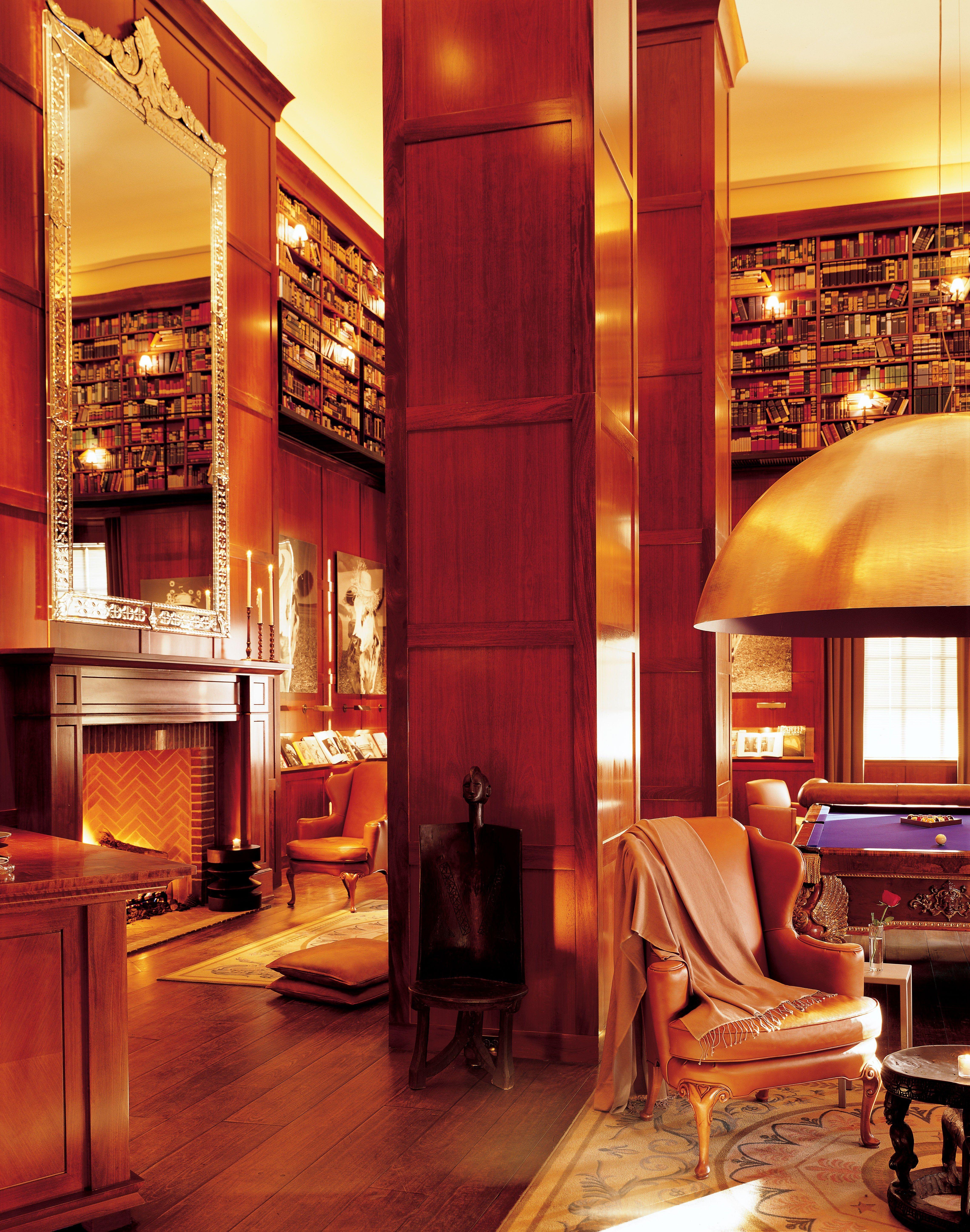 15 Chic New York City Bars For Design Lovers Hudson Hotel Nyc Hotels New York City Bars