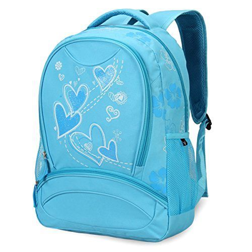 8f65ced7f7be Girls Backpack School Lightweight Backpacks for Teens Girls Bookbags ...