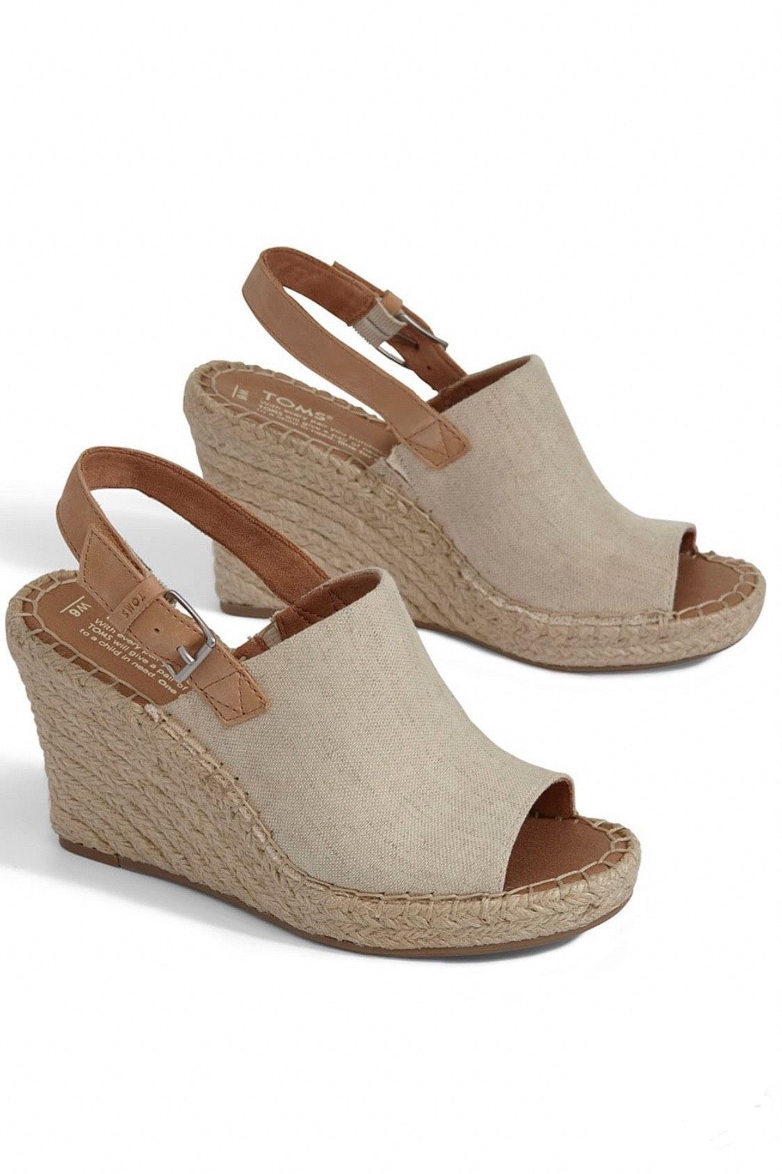 7e57262b11a Oxford Monica Wedges ~ Natural in 2019 | Spring Favorites 2019 | Tan ...