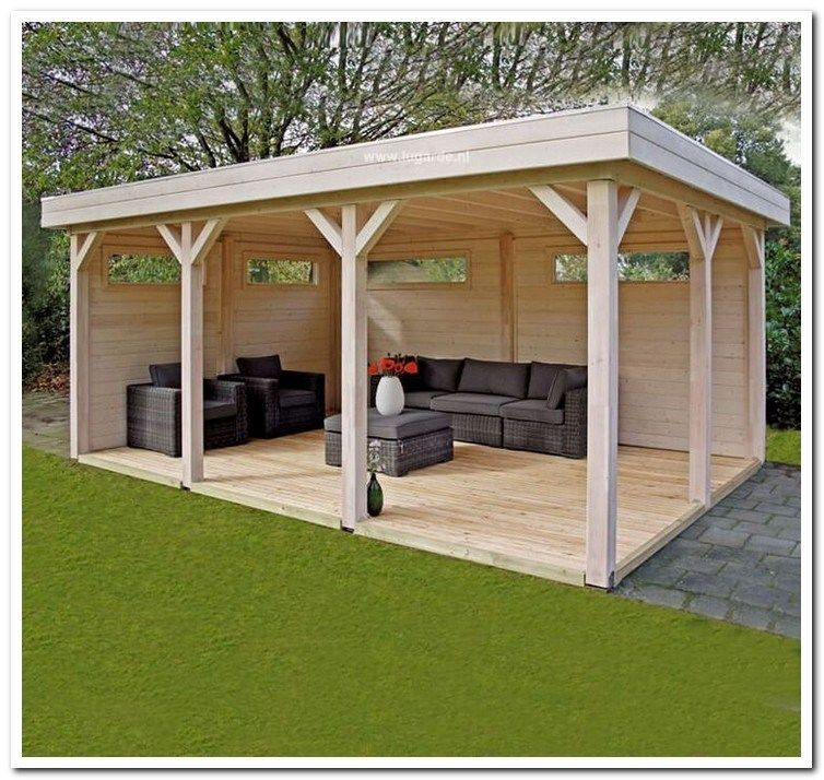 Incredible Backyard Storage Shed Design And Decor Ideas