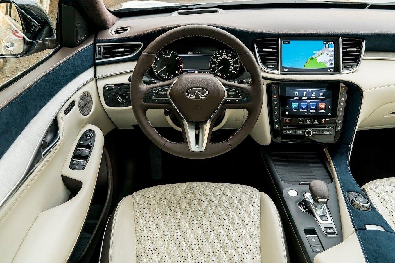 2019 Infiniti Qx50 Design Interior Concept And Price Infinity Suv Lexus Infiniti