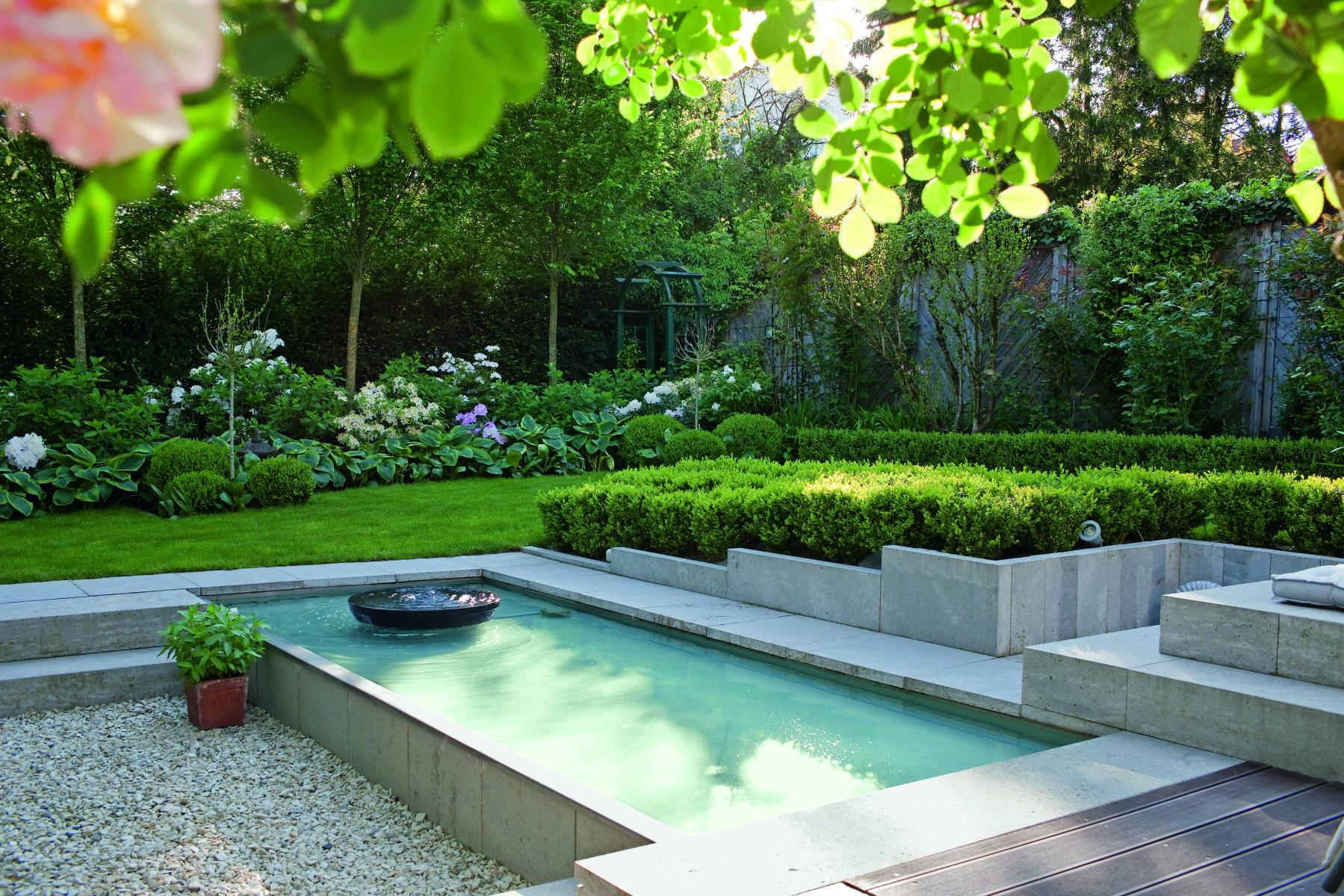 Schön Gestaltung Kleiner Garten Schema