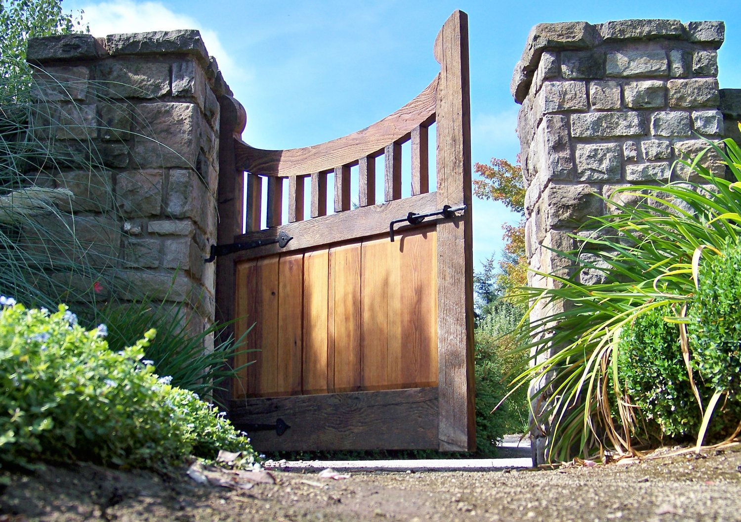 Wooden garden gates for sale - 17 Best Images About Wood Gates On Pinterest Rustic Wood Wooden Gates And Wood Gates