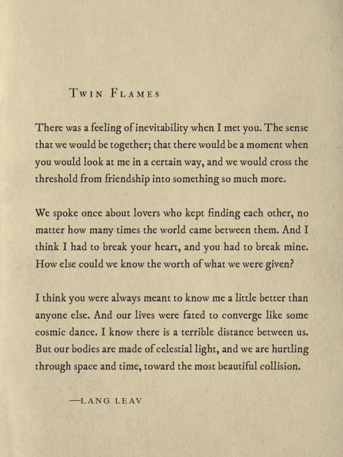 The Girl Who Cries Wolf | All about Love | Twin flame quotes, Poetry