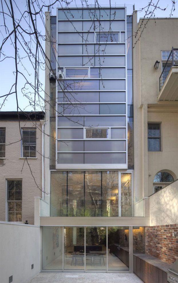 Urban Townhouse by GLUCK+ (5)