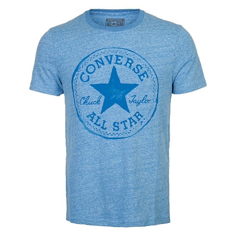 51aa22040c73  converse Authentic Sports Lifestyle series summer paragraph short-sleeved T -shirt men 10977C035