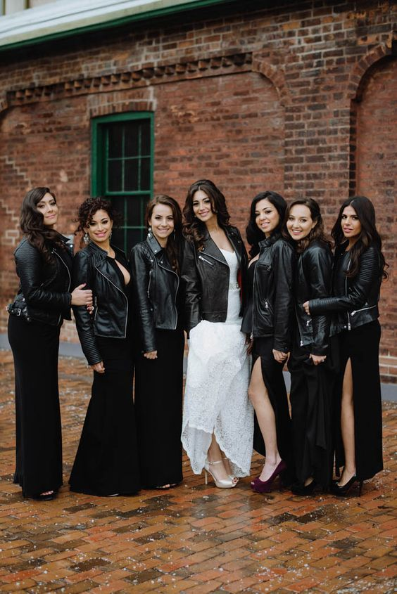 Damas de Honor para una Boda Millennial: ¡Los Mejores Looks ...