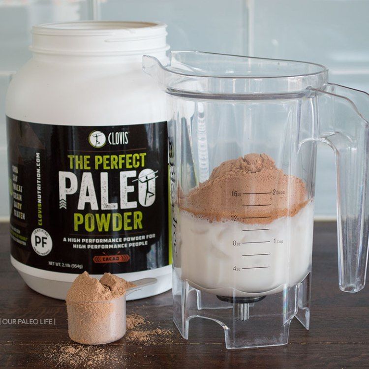 Clovis Nutrition: Perfect Paleo Powder | Paleo protein powder ...