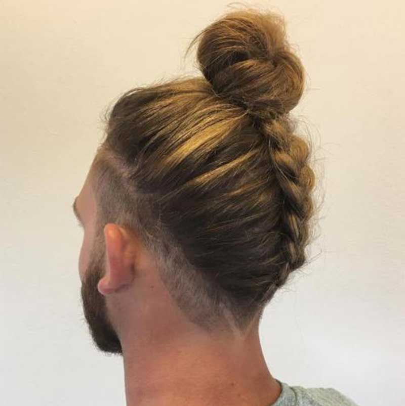 15 Best Man Bun Undercut Hairstyles Men S Hairstyle Tips Man Bun Hairstyles Man Bun Styles Man Bun Haircut