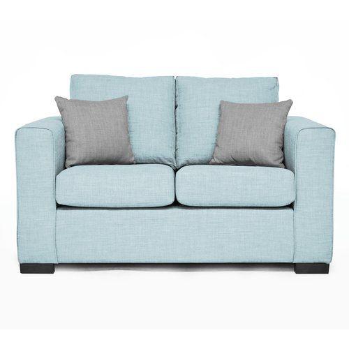 Hokku Designs Nauta 2 Seater Sofa 2 Seater Sofa Sofa Upholstery