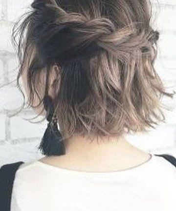 11 Surprisingly Easy Braids for Short Hair
