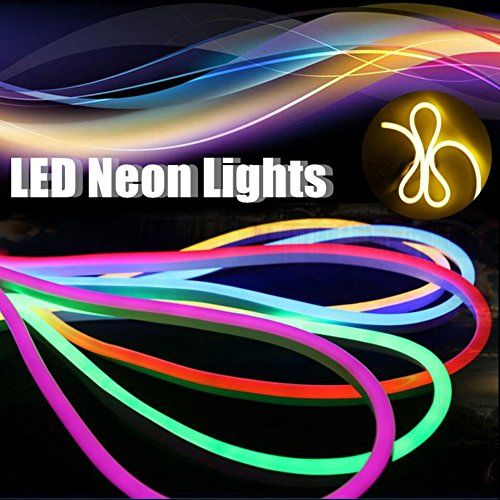 199 00 12 V Led Flex Neon Light Strip Led Neon Rope Light 65 Feet White Waterproof Resist Flexible Led Strip Lights Led Strip Lighting 12v Led Strip Lights