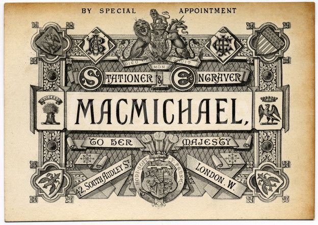Victorian Typography and Design. | Victoriana | Pinterest ...