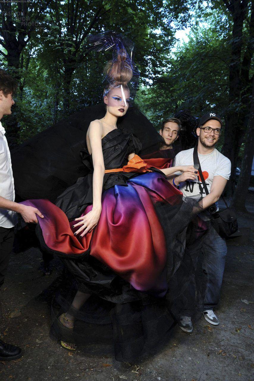 Christian Dior Haute Couture Fall/Winter 2011.