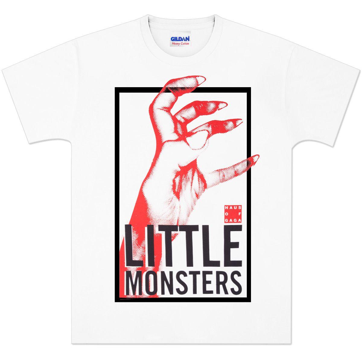 3934e6f3a Lady Gaga Claw T-Shirt | Fashion Ideas | Lady gaga, Lady gaga t ...
