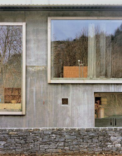 A Few Images Of Peter Zumthor S Sublime Studio And Home Haldenstein