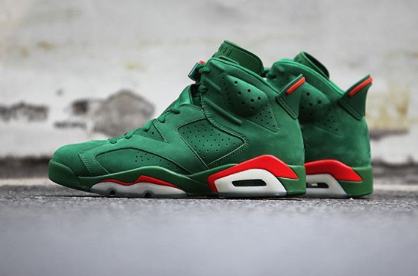 newest collection 7b4ad ceed6 ... Air Jordan 6 Gatorade Green Arriving This Weekend ...